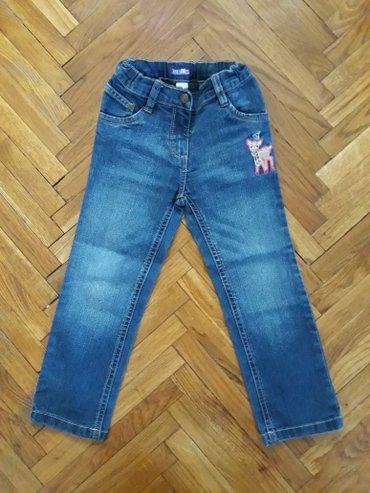 Lupilu farmerke, velicina 104-110. Preslatke pantalone, potpuno - Belgrade