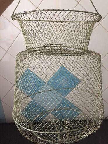 Садок - сетка для рыбы