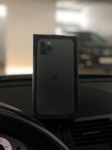 Yeni IPhone 11 Pro Max 256 GB Yaşıl