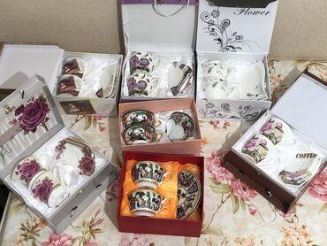 kitab refi satilir в Азербайджан: Fincan destleri, ayri ayri satilir, destlerin qiymeti 10 manatdir