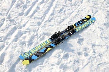 Продам лыжи фото не родное фото скину на вацап  в Бишкек