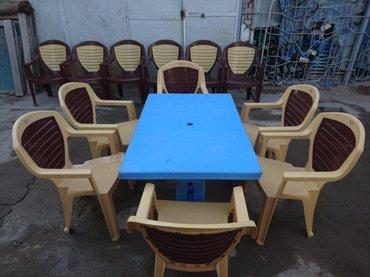 Столы стулья посуда Прокат и продажа  в Джавонон - фото 3