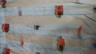 стеллаж в комнату в Азербайджан: Тюль в детскую комнату(для мальчиков)Машинки.в отличном
