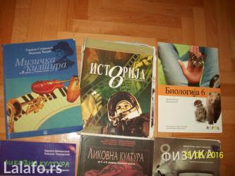 Knjige, časopisi, CD i DVD | Nis: Stara izdanja Svaka knjiga 200 din