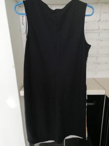 коктейльное платье большого размера в Кыргызстан: Продаю вечернее платье, фирмы Promod. Перед полностью из пайеток, на
