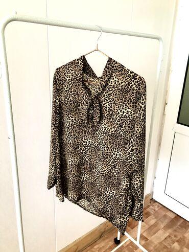 Рубашки и блузы - Кыргызстан: Блузка леопард