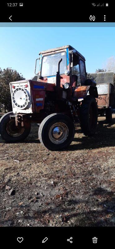 Трактор юто 404 - Азербайджан: Traktor ela veziyyətdedir mator təzeyiğilib təzə detallarnan köhne hec