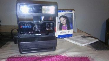 Polaroid fotoaparat əla vəziyyətdədir.İngiltərə в Bakı