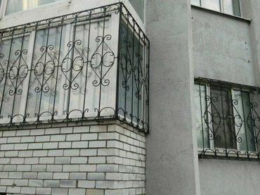 Решетка на балкон. в Бишкек