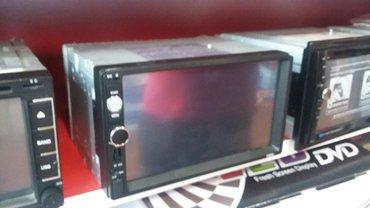 Bakı şəhərində Universal multimedia monitorlar. Sensor ekran. Dvd, flaşka sd kart aux- şəkil 5
