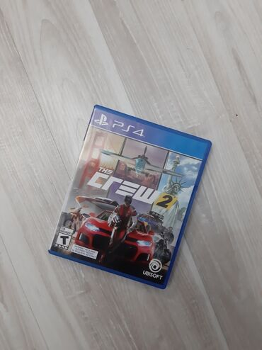 playstation 2 teze qiymeti в Азербайджан: The Crew 2 Playstation 4 Teze 1 aydì alinib WhatsApp aktivdir