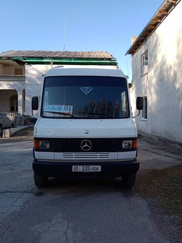 Mercedes-Benz Sprinter 4 л. 1992