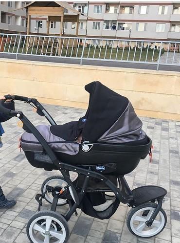 - Azərbaycan: 3hisseli chicco usaq arabasi satilir. Ela veziyyetdedir