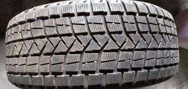 шины зимние бу r16 в Кыргызстан: Продаётся зимние шины комплект Размер 235/55/R18 Производство Китай