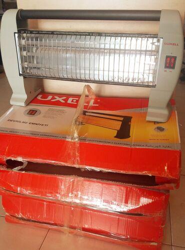 377 elan | MƏIŞƏT MƏHSULLARI: Luxell Türkiyə firması qızdırıcı piltələr geldi satışa.3 spirallıGücü