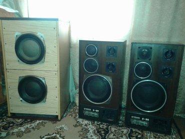 apparaturu s90 в Кыргызстан: Продаю S90 один идёт буфер и три колонки и один среднечастотник. За