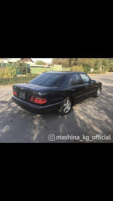 Mercedes-Benz E 430 4.3 л. 1998   191 км