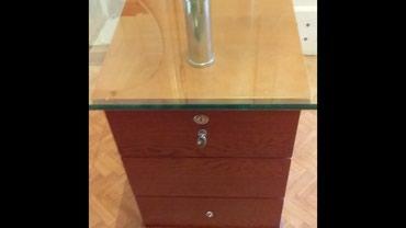 Стеклянный стол (для дома, для офиса и в Bakı
