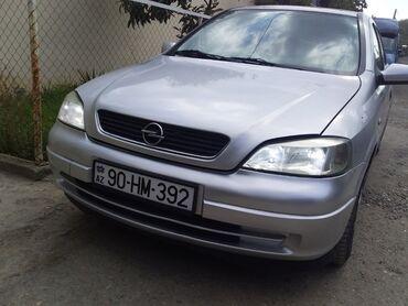 Opel - Azərbaycan: Opel Astra 1.8 l. 2000 | 1234 km
