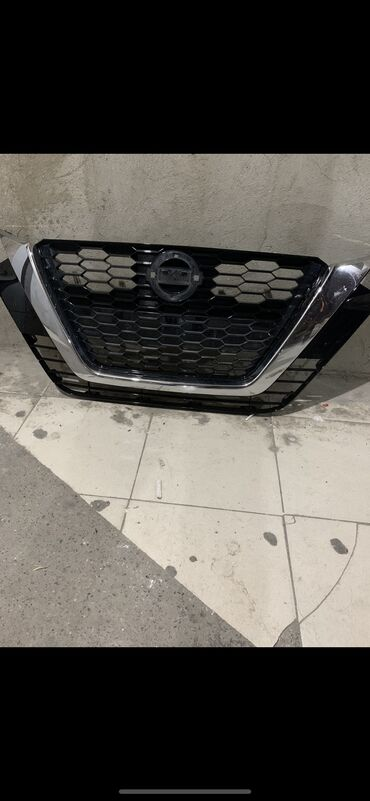2019 ci il Nissan Altiman obilcovka
