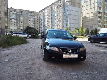 Honda Accord 2.4 л. 2003 | 205000 км