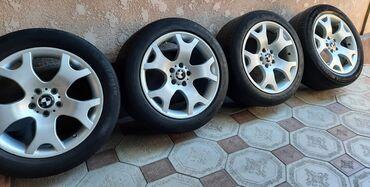 диски садор бишкек в Кыргызстан: Колеса BMW X5 E53. R19. Разноширокие. Диски в хорошем состоянии, без