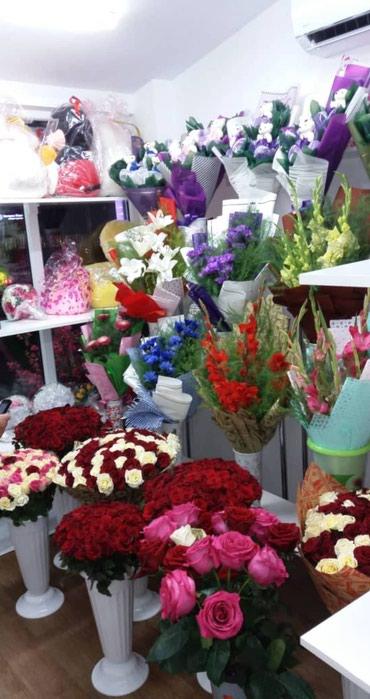 Оплата высокая, помощница в цветочный магазин в Бишкек