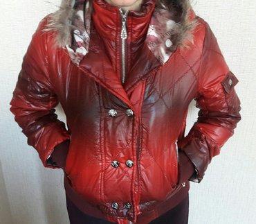 Куртка женская деми, утеплённая. в Бишкек