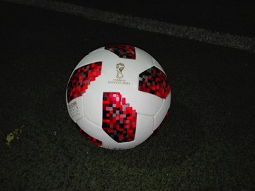 Новые футбольные мячи /FIFA WORLD CUP RUSSIA 2018/ в Бишкек