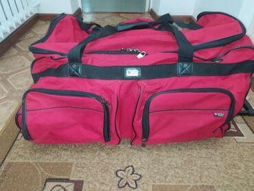 Продаю большую вместительную (фирменную) сумку до 30 кг