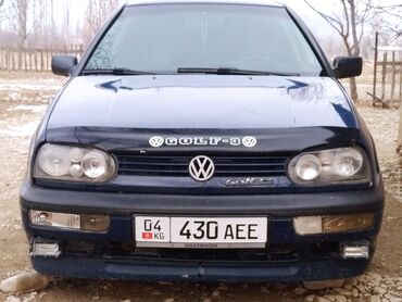 Volkswagen Golf 1.6 л. 1997