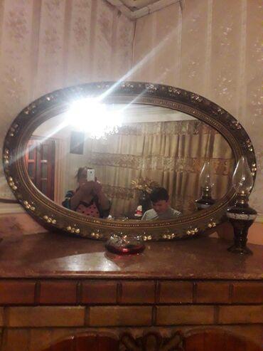 Зеркало инкустированное