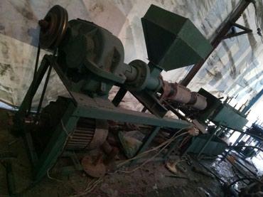 Готовый бизнес Станок полиэтилен в Джалал-Абад