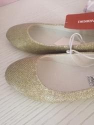 детские кроссовки 31 размера в Азербайджан: Детские балетки 35 размера от LC Waikiki Новые 15 манат