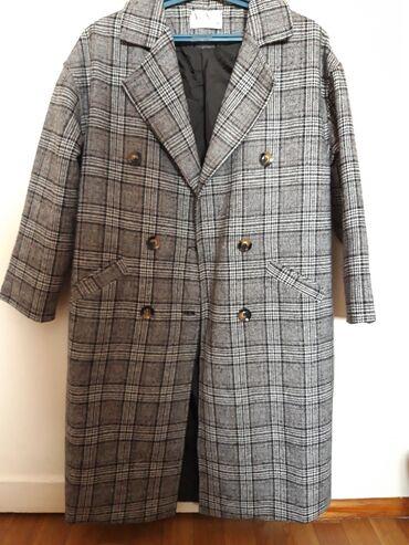 Продаю женское пальто Размер стандарт, оверсайз  В хорошем состоянии