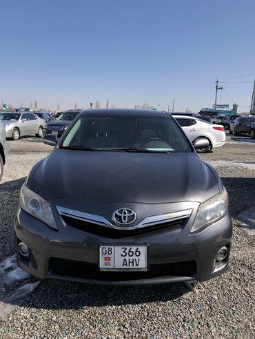 Toyota Camry 2.4 л. 2009 | 168123 км