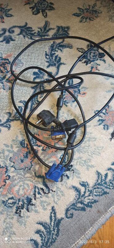 Kablovi za kompjuter i ozvucenje