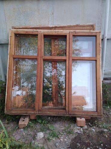 Окна двойные с решётками