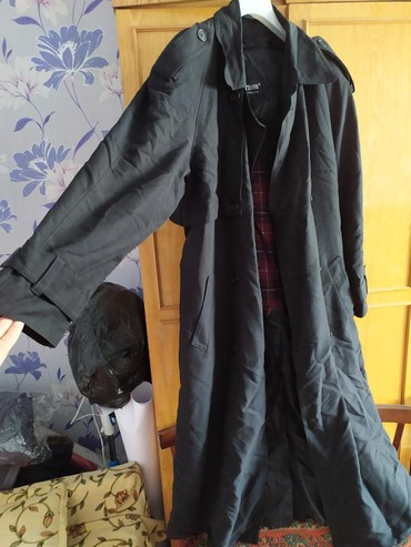 Продаю мужской длинный  плащь. Размер в Бишкек