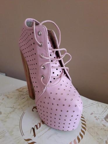 Cipele na štiklu - Novi Sad - slika 5