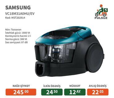Samsung e1200 - Azərbaycan: Samsung tozsoran modelləri artıq çox ucuz və sərfəli qiymətlərlə əldə