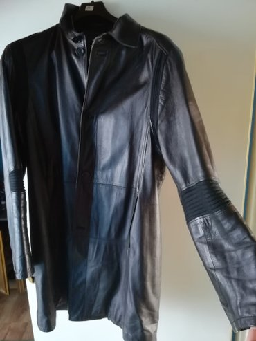 Muski mantili - Srbija: Italijanski mantil/jakna muški, par puta nošen, u perfektnom stanju