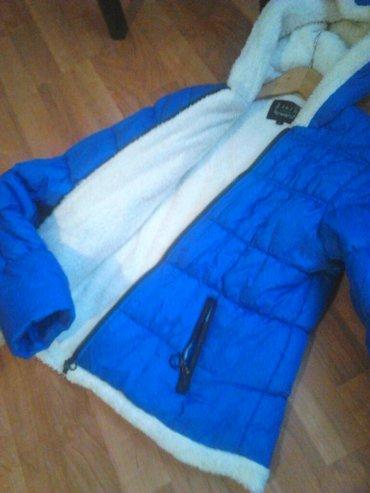 Ženska zimska jakna l ali može i veći m. Ima oštećenje na kraju - Pirot