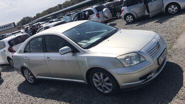 Автомобили в Бишкек: Toyota Avensis 1.8 л. 2003 | 136000 км