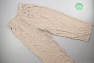 Жіночі штани кюлоти у клітину, р. XS   Довжина: 78 см Довжина кроку: 5