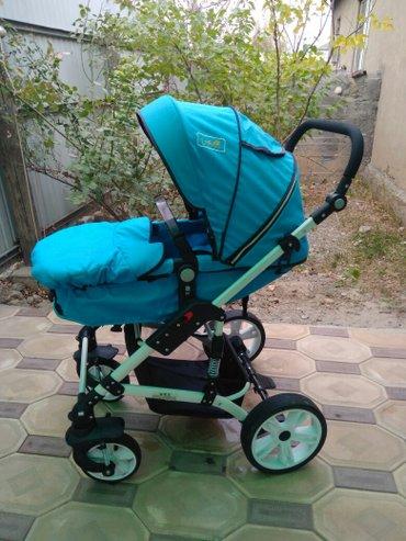 Продаю коляску в хорошем состоянии почти новая. в Бишкек