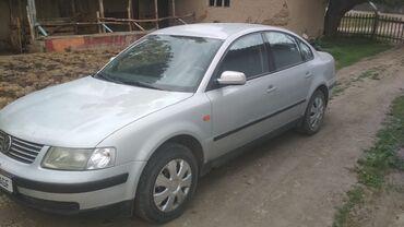 Автомобили - Кызыл-Суу: Volkswagen Passat 1.8 л. 2001 | 250000 км
