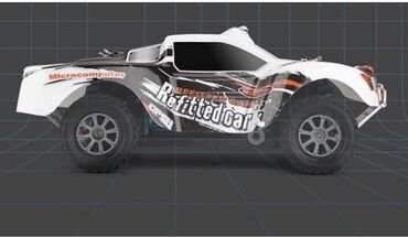 Игрушки - Бишкек: Радиоуправляемые автомобиль А969-А предназначены для вождения на