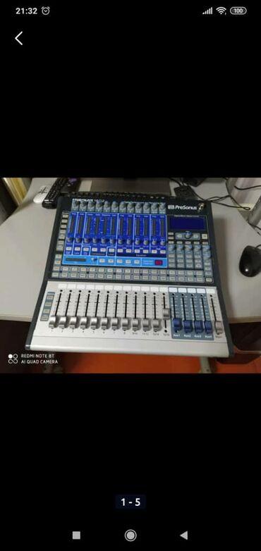 Продаю микшер, микшерный пульт Presonus studiolive 16.0.2.Из США тут