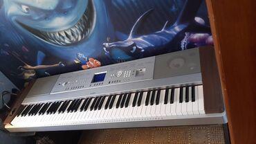 Спорт и хобби - Шопоков: Продаю электронное пианиноYAMAHA DGX-640
